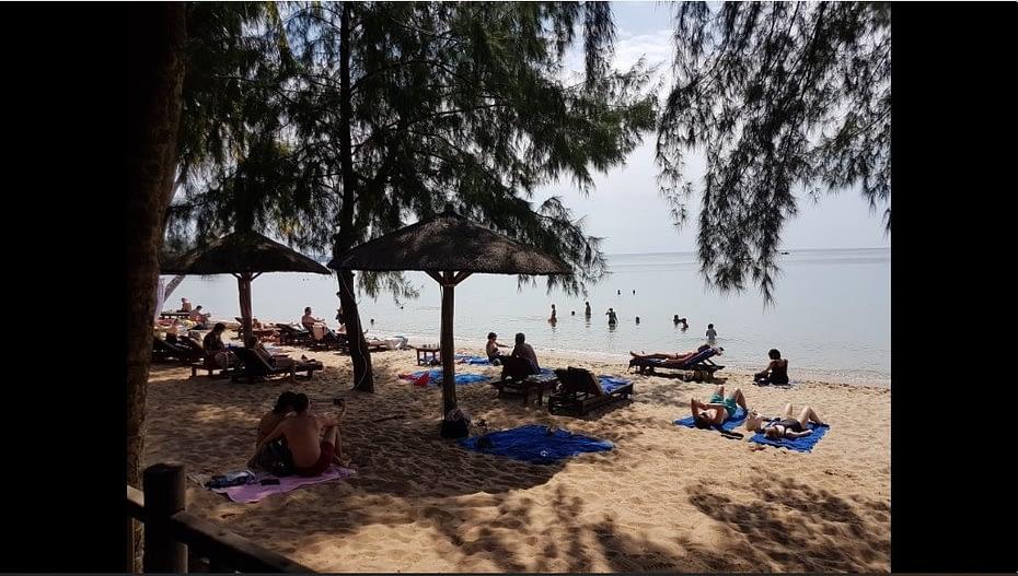 Kiên Giang đón 9.149 khách quốc tế trong tháng 4